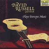 David Russell Plays Baroque Music