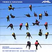 Themes & Variations / Jac Van Steen, BBC Symphony Orchestra