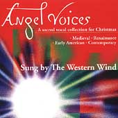 Angel Voices - Collection for Christmas / Western Wind