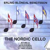 The Nordic Cello - Sibelius, Rosenberg, et al / Bengtsson