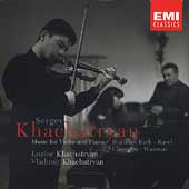 DEBUT - Music for Violin and Piano / Khachatryan, et al