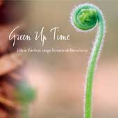 Ellen Zachos: Green Up Time