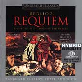 Berlioz: Requiem / Abravanel, Bressler, Utah SO, Utah Civic