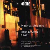 Magnus Lindberg: Piano Concerto, Kraft / Lindberg, et al
