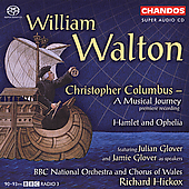 Walton: Christopher Columbus, etc / Hickox, et al
