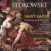 Saint-Sa&#235;ns: Samson and Delila Highlights;  Tchaikovsky