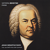 Bach: Six Partitas for Clavier / Dondysh