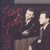 Stan Getz (Sax): The Artistry of Stan Getz: The Best of the Verve Years, Vol. 1
