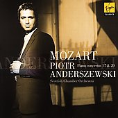 Mozart: Piano Concertos 17 & 20 / Anderszewski, Scottish CO