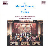 Mozart: An Evening In Vienna