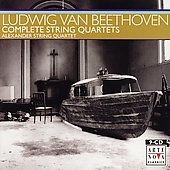Beethoven: Complete String Quartets / Alexander String Quartet