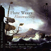 The 14 Berlin Flutists - Flute Waves
