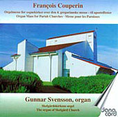 Couperin: Organ Mass for Parish Churches / Svensson