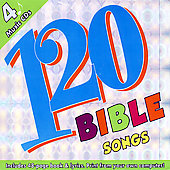Twin Sisters: 120 Bible Songs [Box]