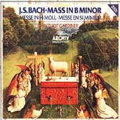 Bach: Mass in B minor / Gardiner, English Baroque Soloists