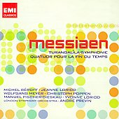 EMI 20th Century Classics - Messiaen: Turangalîla-Symphonie, etc / Loriod, Previn, London SO, et al