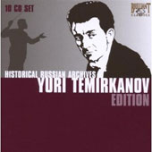 Historical Russian Archives: Yuri Temirkanov Edition