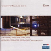 Christoph Willibald Gluck: Ezio