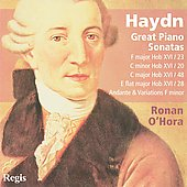Haydn: Great Piano Sonatas