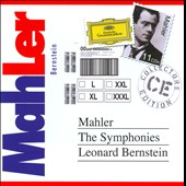 Mahler: Symphonies / Bernstein