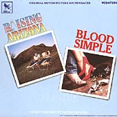Carter Burwell: Raising Arizona/Blood Simple [Original Motion Picture Soundtracks]