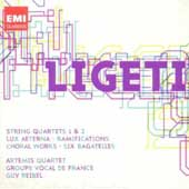 20th Century Classics: Ligeti - String Quartets