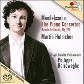 Mendelssohn: Piano Concertos Nos. 1 & 2