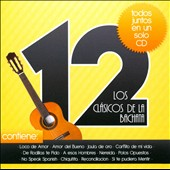 Various Artists: Los 12 Clasicos de La Bachata