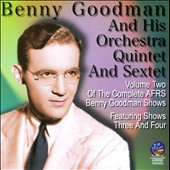 Benny Goodman: The Complete AFRS Benny Goodman Shows, Vol. 2: 1946