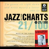 Various Artists: Jazz in the Charts 1935, Vol. 2 [Digipak]