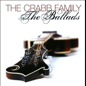 The Crabb Family: The Ballads