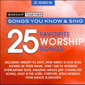 Various Artists: Worship Together: 25 Favorite Worship Songs