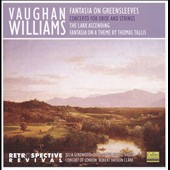 Vaughan Williams: Greensleeves; Oboe Concerto; Lark Ascending / Haydon