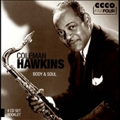 Coleman Hawkins: Body & Soul [Box]