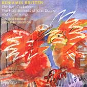 Britten: The Red Cockatoo, Sonnets of John Donne / Bostridge
