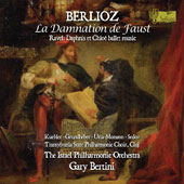 Berlioz: La Damnation de Faust / Kuebler, Grundheber, Uria-Monzon, Sedov