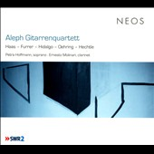 Aleph Guitar Quartet plays works by Haas, Furrer, Hidalgo, Oehring, Hechtle