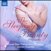 Tchaikovsky: Sleeping Beauty, highlights / Slovak State PO, Mogrelia