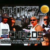 Various Artists: Hipower Entertainment: Thugz and Choloz [PA]