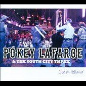 Pokey LaFarge & the South City Three: Live in Holland [Digipak]