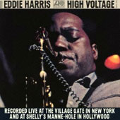 Eddie Harris: High Voltage [Limited Edition] [Remastered]