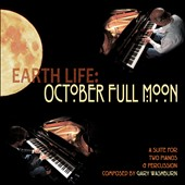 Gary Washburn: Earth Life: October Full Moon