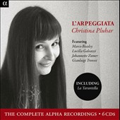 L'Arpeggiata, Christina Pluhar: The Complete Alpha Recordings [6 CDs]