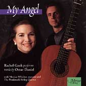 My Angel - Omar Daniel / Gauk, Whicher, Penderecki Quartet