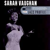 Sarah Vaughan: Jazz Profile