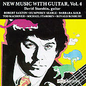 New Music with Guitar Vol 4 / David Starobin