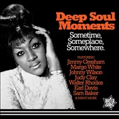 Various Artists: Deep Soul Moments Sometime, Someplace, Somewhere