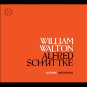 William Walton, Alfred Schnittke: Violin Concertos / Yuri Bashmet, violin; Academic SO; Kitayenko