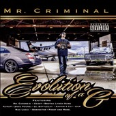 Mr. Criminal: Evolution of a G [PA]