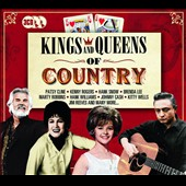 Various Artists: Kings & Queens of Country [Delta]